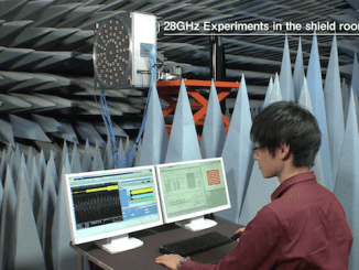 NTT OAM multiplexing