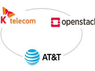 sk telecom AT&T openstack