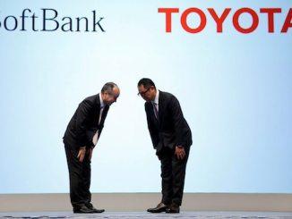 softbank toyota