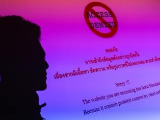 Thailand cybersecurity censorship