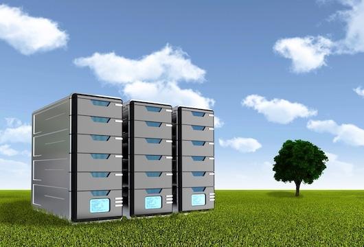 data center carbon footprint