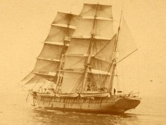 old ships logbooks