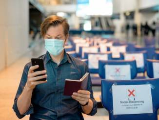 travel social distancing