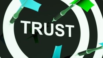 Is Trust the new currency?
