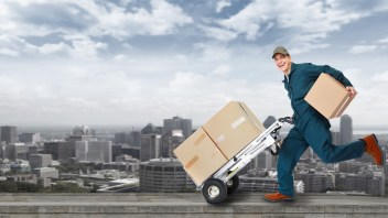 E-commerce? It's all in the delivery