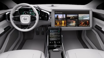 Volvo and Ericsson developing autonomous car streaming entertainment