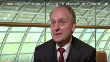 Interview with Ericsson's Magnus Ewerbring