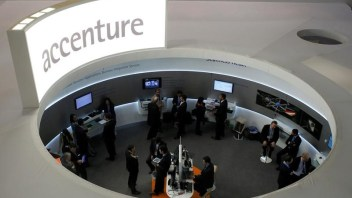 Apple, Accenture team up to help companies build better apps