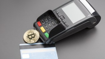 Bitcoin as a currency or credit card – possibly, but then…..