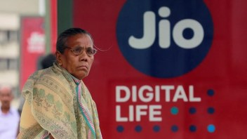 Jio unveils almost free 4G phone, triggers more disruption