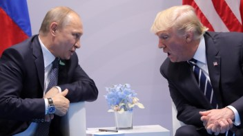 Putin nearly had him: Trump backtracks on joint cyber security unit