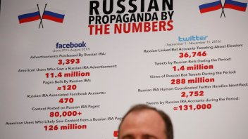 Russian bought Facebook adverts released by lawmakers