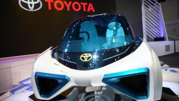 Toyota, MIT and tech firms explore blockchain for driverless cars