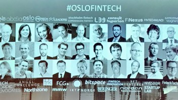 The Oslo Fintech Fest and why Norway is a role model for, well, everything