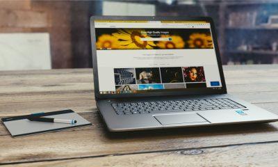 laptop website