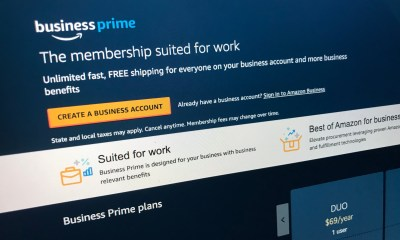 amazon business account details