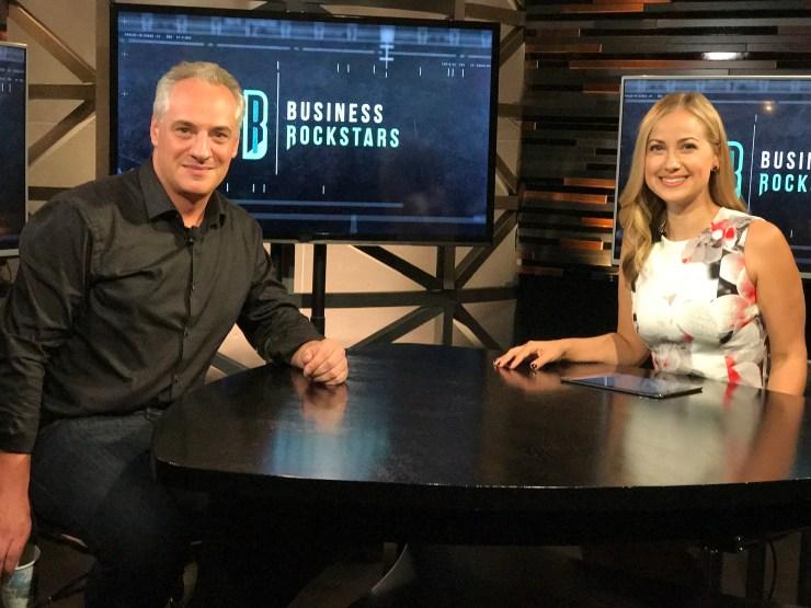 Julien Uhlig on Business Rockstars
