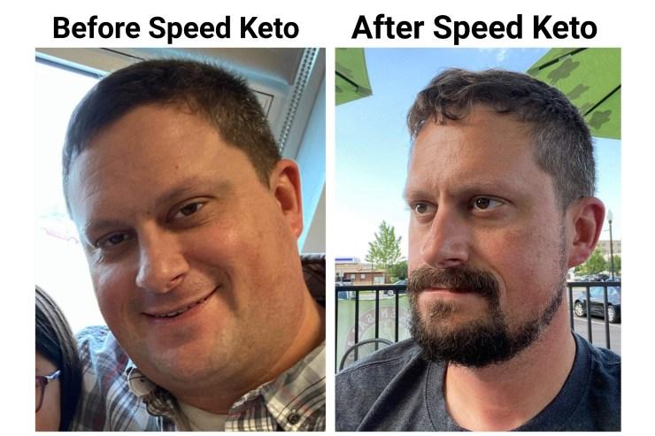 Bobby Jones - Speed Keto