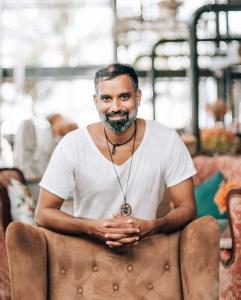 Niraj Naik founder of Soma Breath
