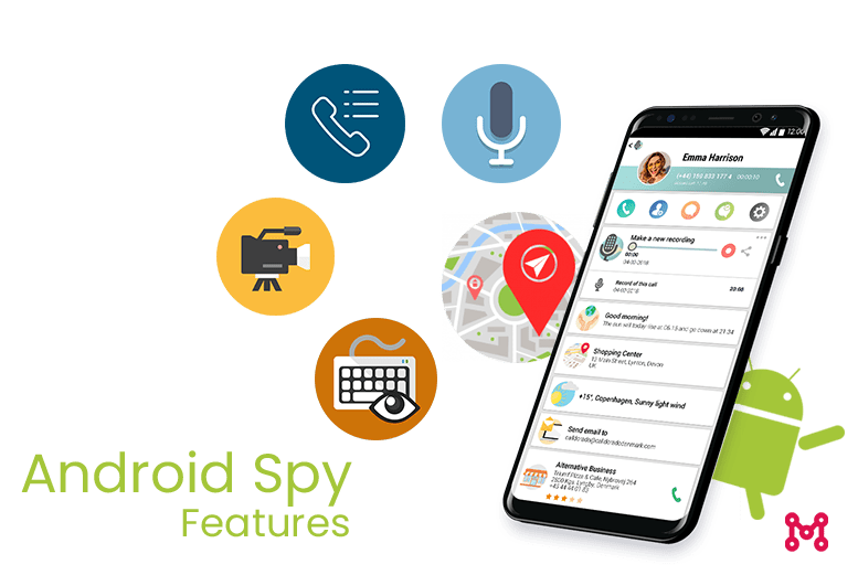 Spyware For android
