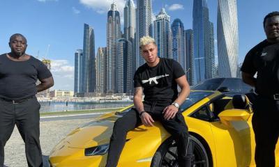Meet Muhanad Besh AKA Rich The Unique Fashion And Automotive Blogger