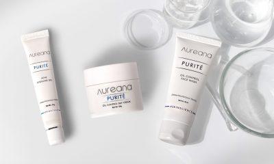 Aureana skincare product