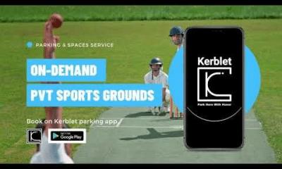 Kerblet- Parking App