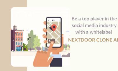 Nextdoor Clone