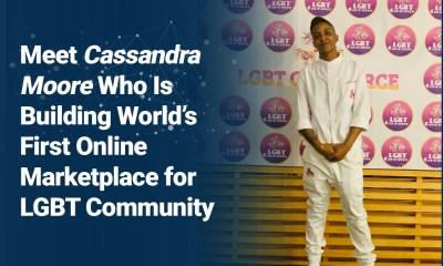 Cassandra Moore - LGBT Commerce