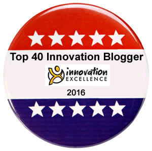 Top 40 Innovation Bloggers of 2016