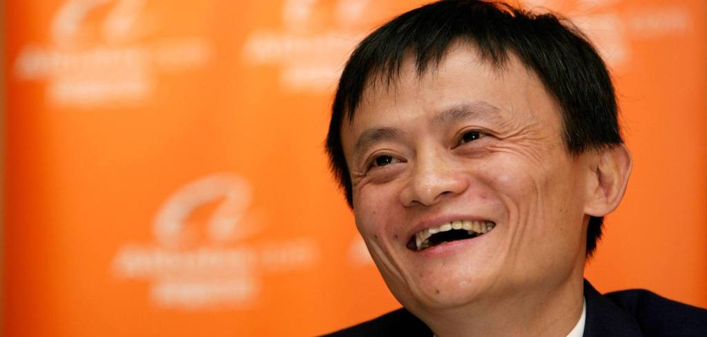Jack Ma of Alibaba