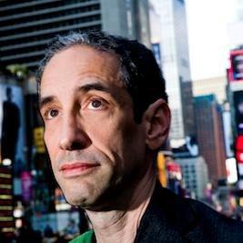 Douglas Rushkoff - Throwing Rocks at Google Bus