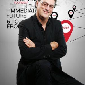 Gerd Leonard - futurist, keynote speaker