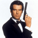 james bond spying