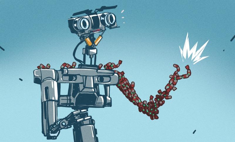 robotics construction worker