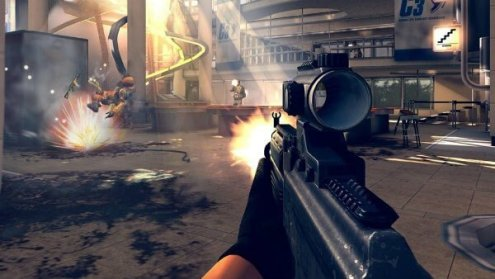 Best Free First Person Shooter Games For iPhone and iPad  FPS