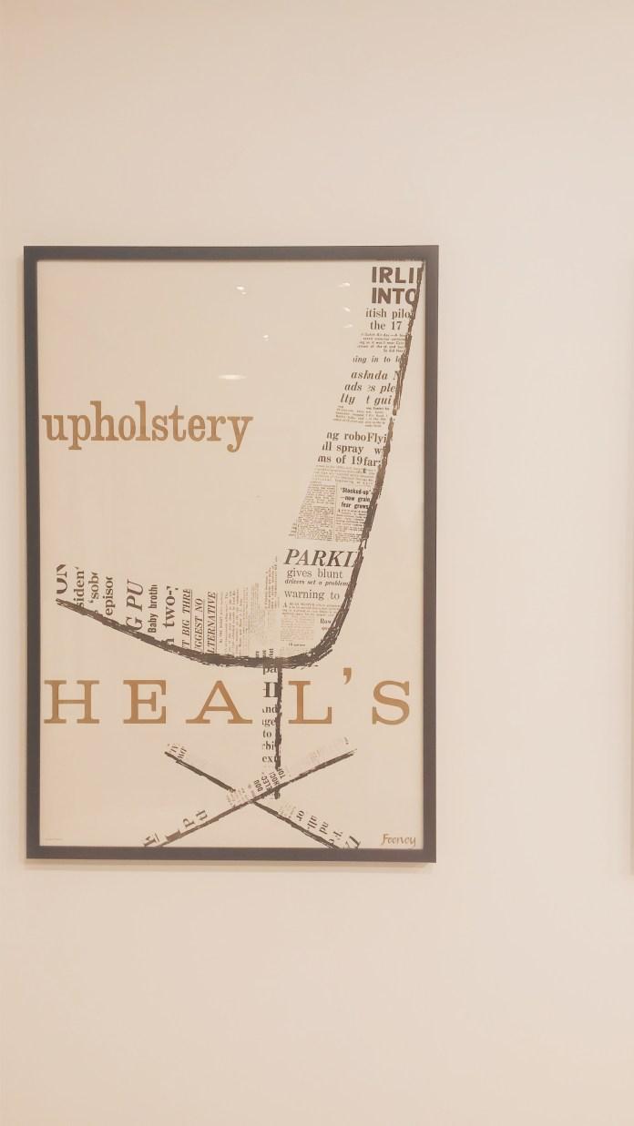 Heal's Vintage Posters