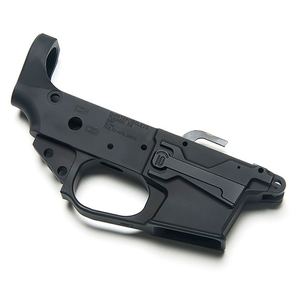 QC-10 Glock Small Frame Lower Receiver ⋆ Dissident Arms