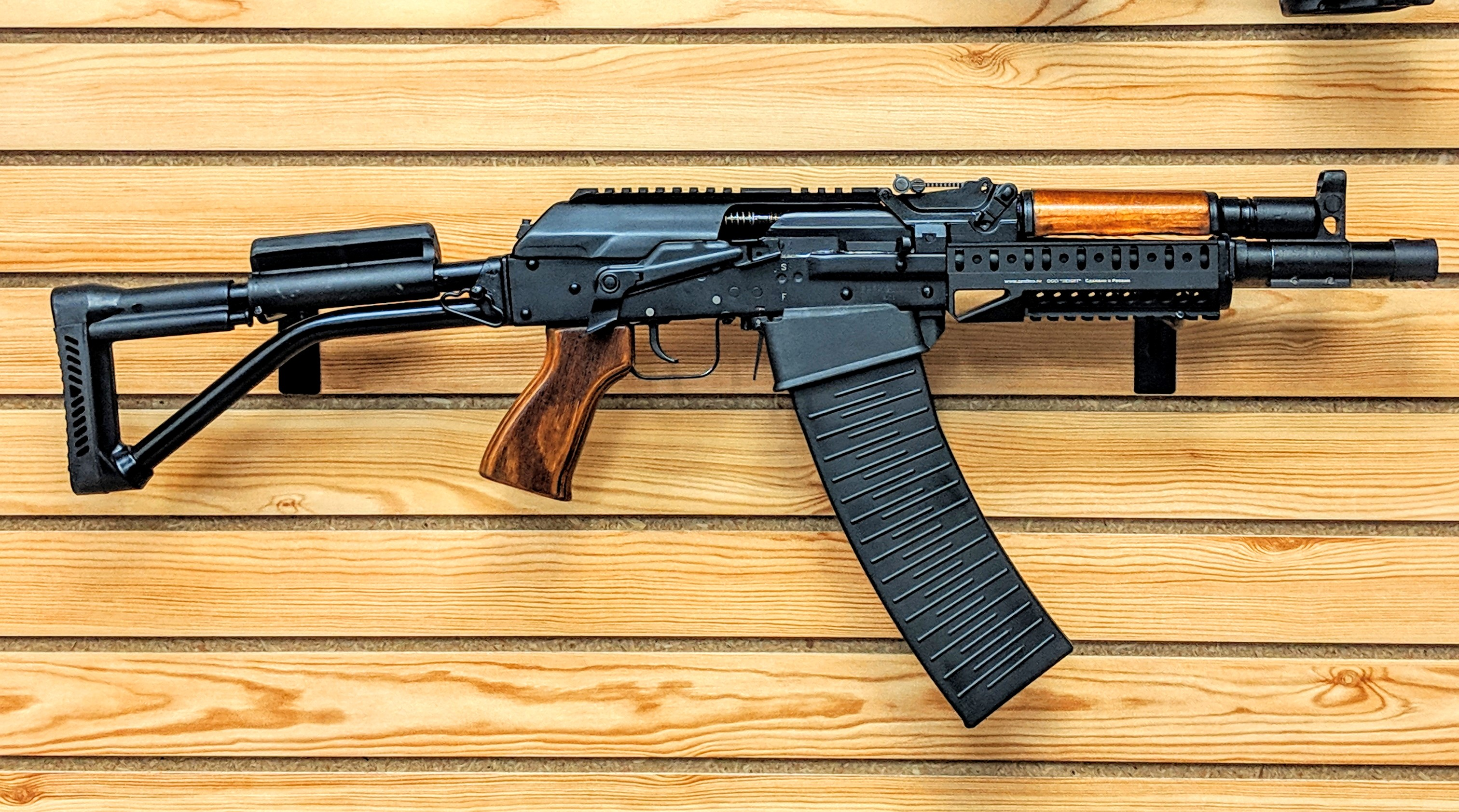 RP-1 AK Extended Charging Handle Knob - ZenitCo