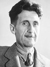 A picture of George Orwell, aka Eric Arthur Blair