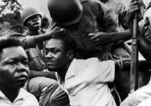 Patrice Lumumba captured