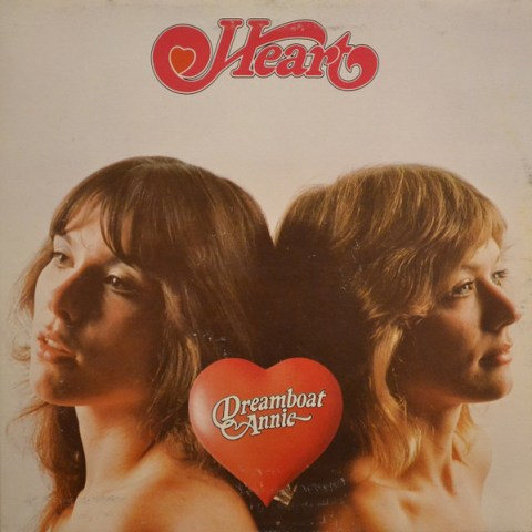 Dreamboat Annie album cover