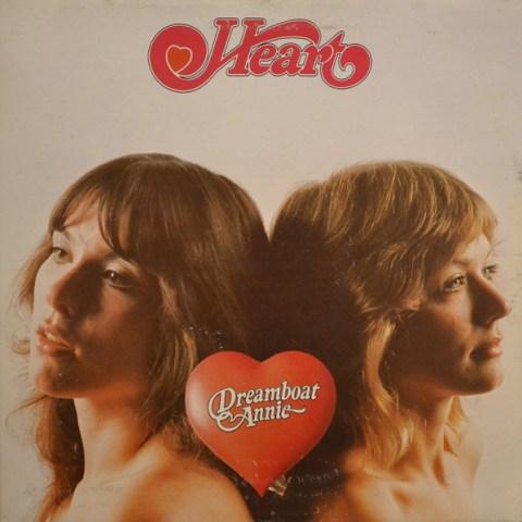 Dreamboat Annie album cover