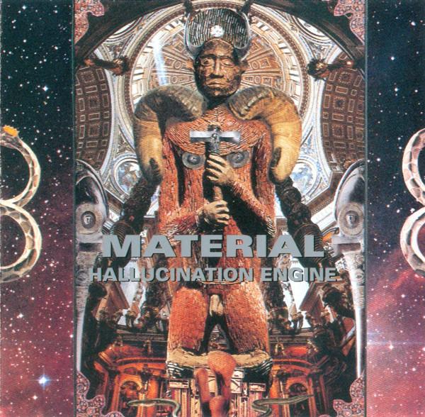 Album cover: Material's Halluciation Engine