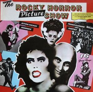 Rocky Horror Picture Show album cover