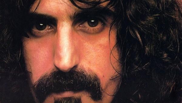 Frank Zappa album cover Apostrophe(')