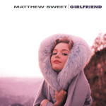 "Album cover - Matthew Sweet's ""Girlfriend"""