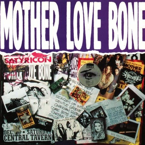 Mother Love Bone album cover