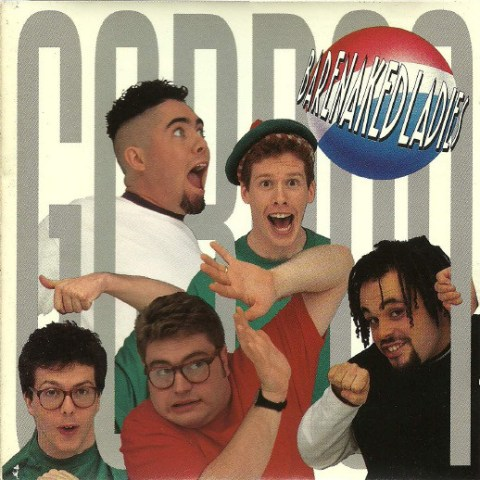 Gordon by Barenaked Ladies album cover