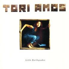 Little Earthquakes by Tori Amos album cover